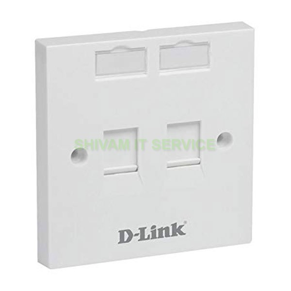DLink Dual Face Plate