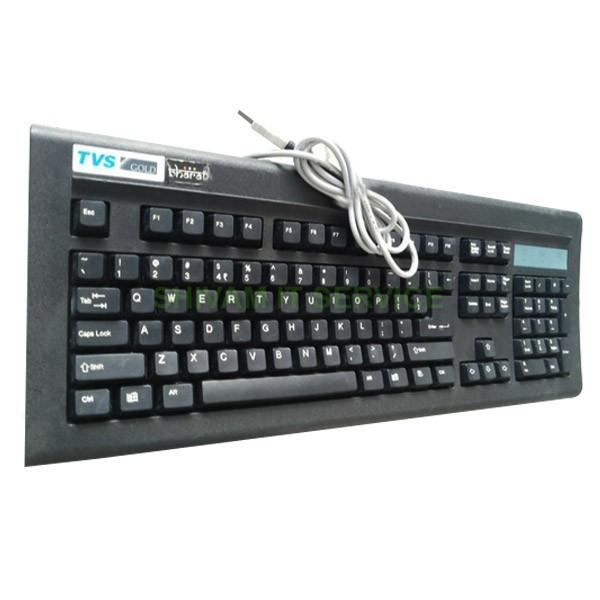 tvs gold bharat mechanical keyboard 3