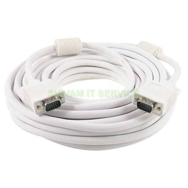 vga cable 10mtr 1