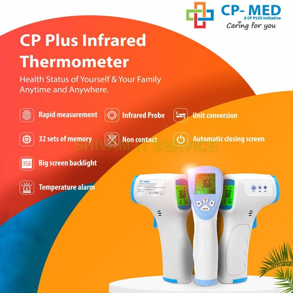 cp_med infrared thermometer