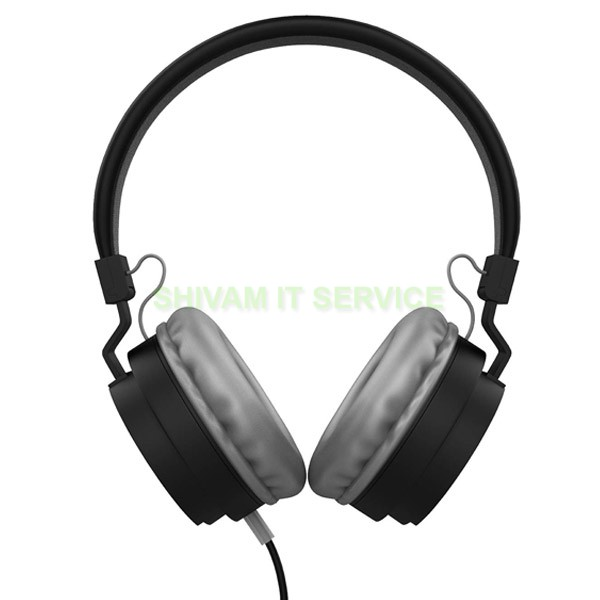 corseca 3213 hd stereo headphone black 2
