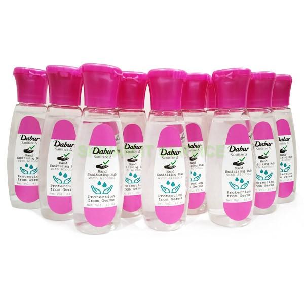 dabur alcohol based hand sanitizer