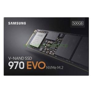 970 EVO NVMe M.2 SSD 500GB