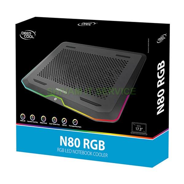 deepcool n80 rgb notebook cooler 5