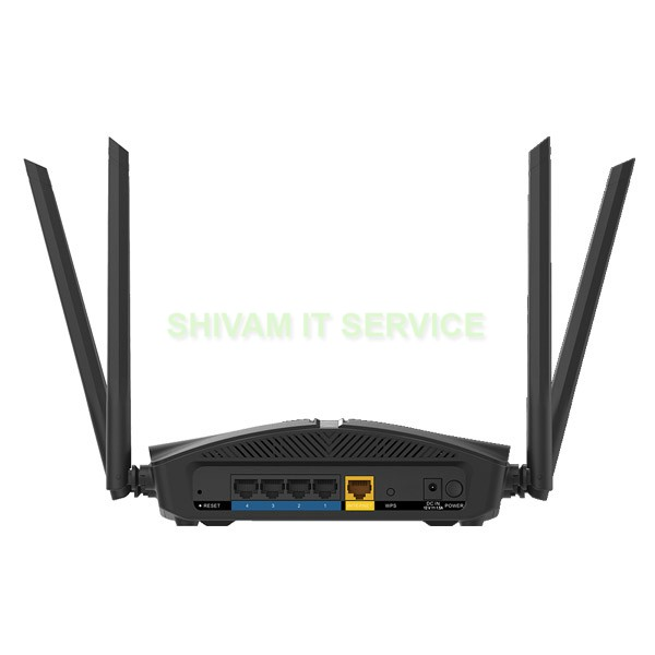Dlink DIR-1360 EXO AC1300 Smart Mesh Wi-Fi Router
