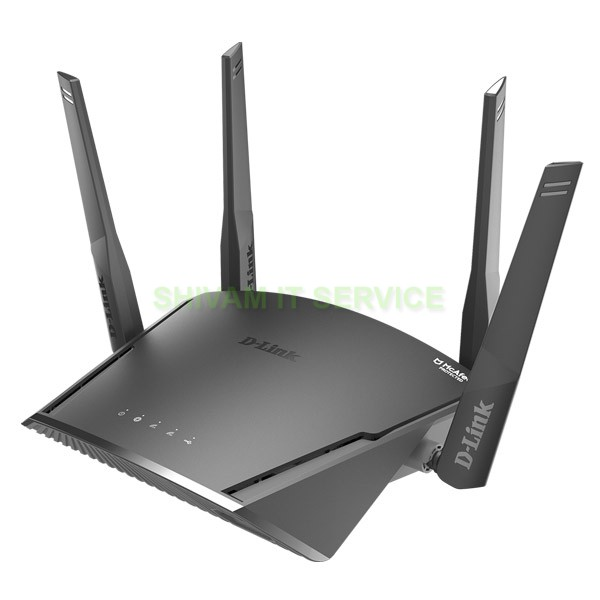 Dlink DIR-1960 EXO AC1900 Smart Mesh Wi-Fi Router