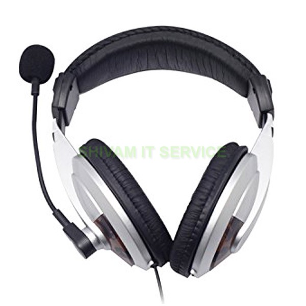 Enter Wired Head Phone With Mic