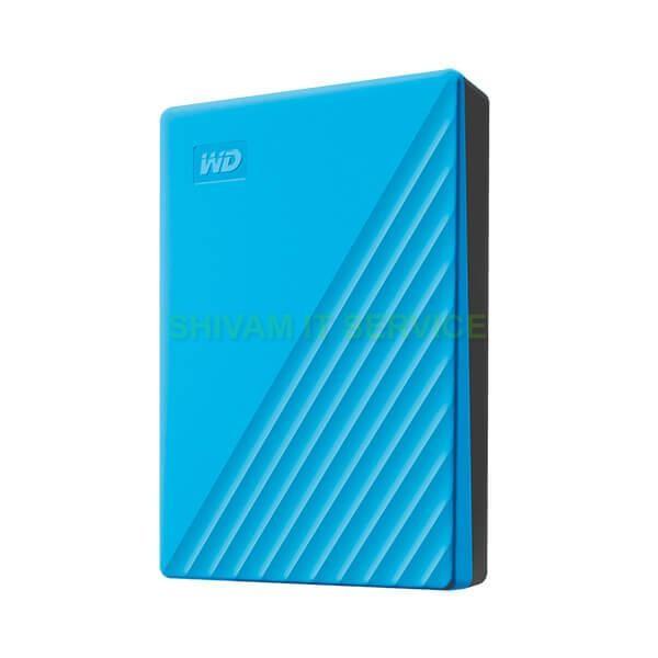 WD My Passport 1TB HDD