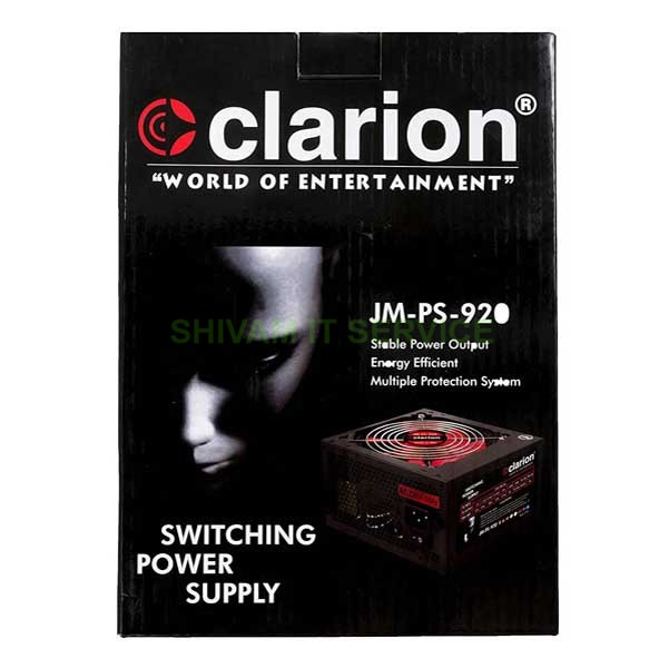 Clarion 800 Watts SMPS