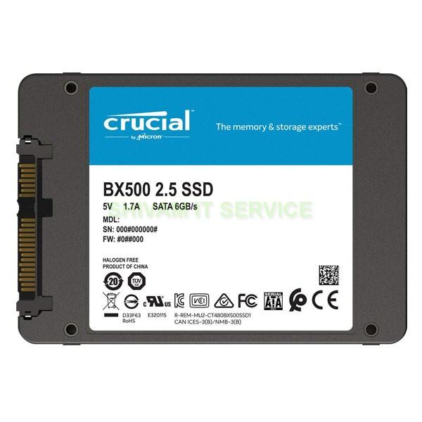 crucial bx500 3d nand ssd 2
