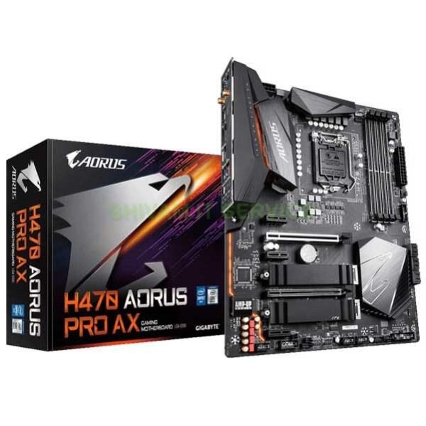 Gigabyte H470 Aorus Pro AX (Wi-Fi)