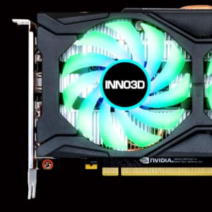 Inno3d GTX 1660 Super Twin X2 6GB Graphics Card N166S2-06D6-1712VA15L