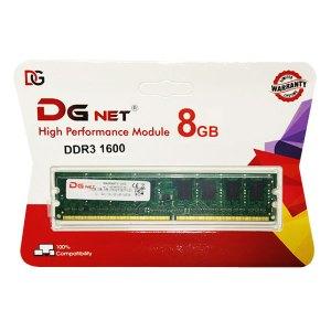 DGNET 8GB DDR3 1600MHz Desktop RAM