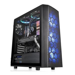 Thermaltake Versa J24 Tempered Glass ARGB Cabinet