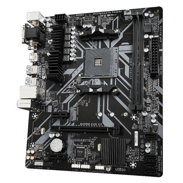 Gigabyte B450M S2H V2 motherboard