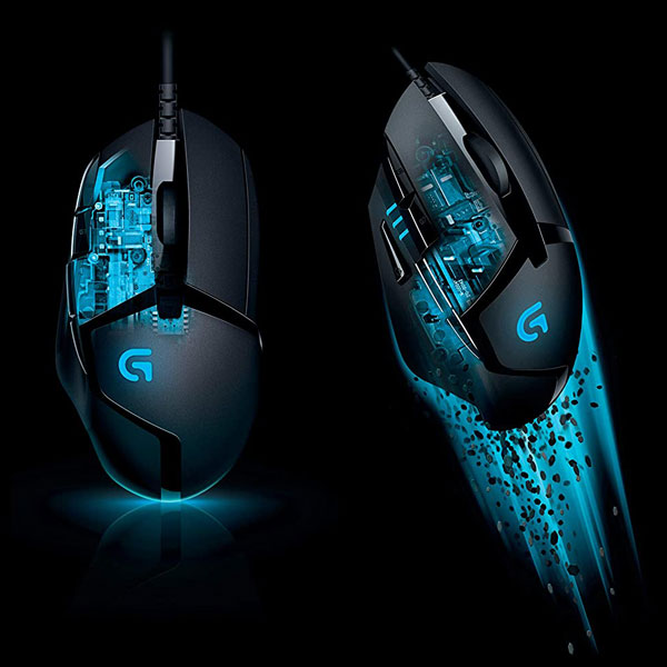logitech g402 hyperion fury gaming mouse 5