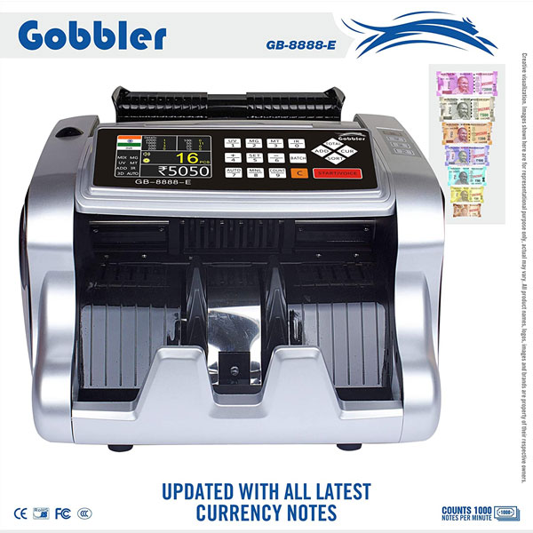 gobbler gb 8888e mix note counting machine 2