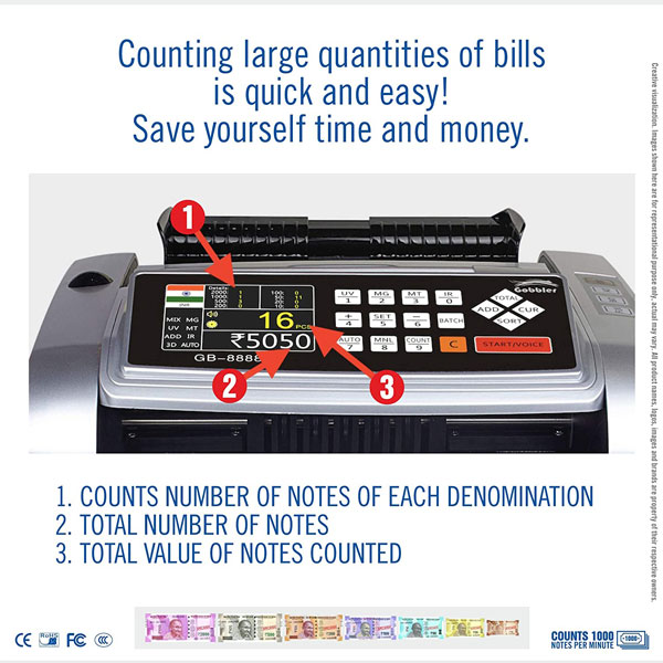 gobbler gb 8888e mix note counting machine 3