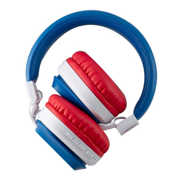 reconnect 301 marvel captain america wireless headphone 4