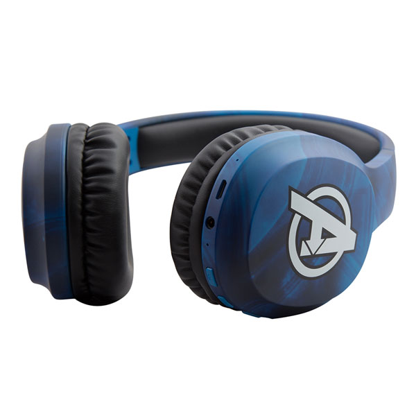 reconnect 302 marvel avengers wireless headphone 4