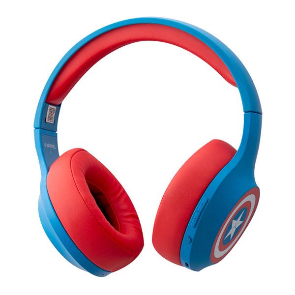 Reconnect 303 Marvel Captain America Wireless Headphone
