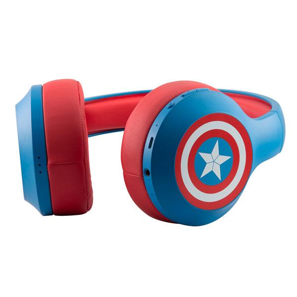 reconnect 303 marvel captain america wireless headphone 2