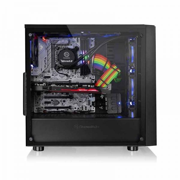 thermaltake versa j21 gaming cabinet 2