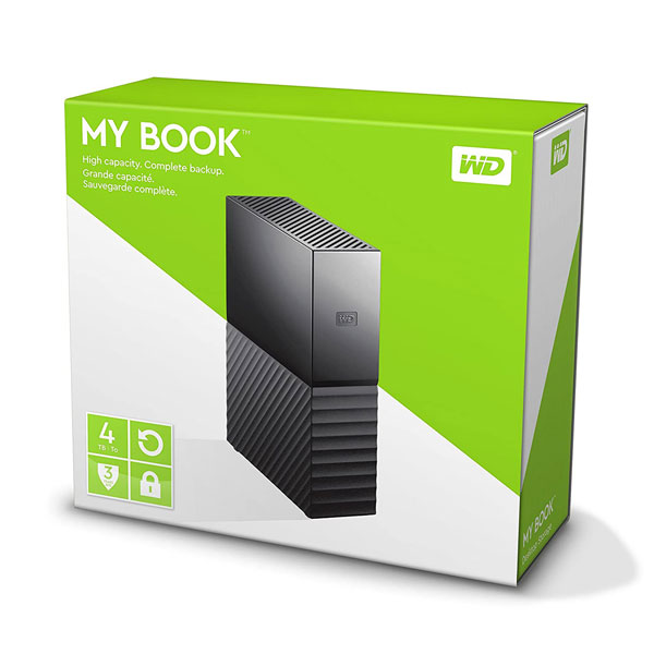 wd my book 4tb external hard drive 3