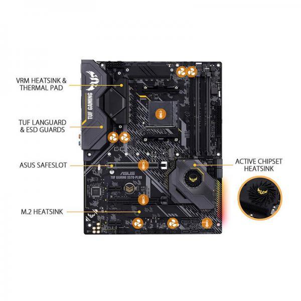 asus tuf gaming x570 plus motherboard 2