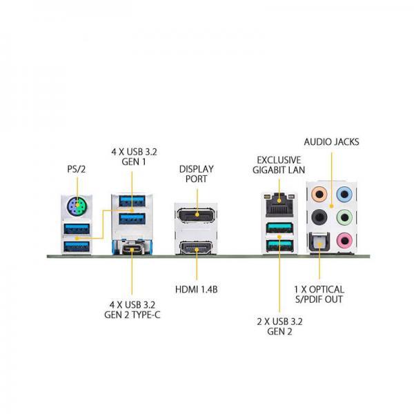 asus tuf gaming x570 plus motherboard 5