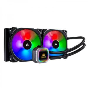 Corsair H115i RGB Platinum Liquid CPU Cooler