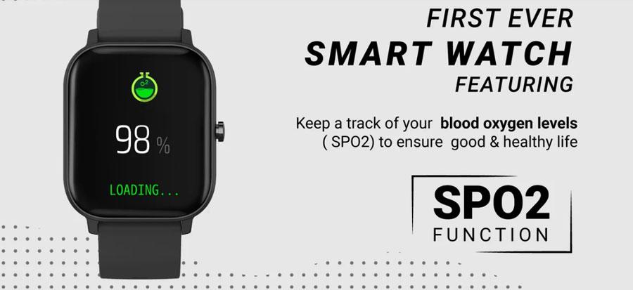 fire boltt full touch smart watch black 13