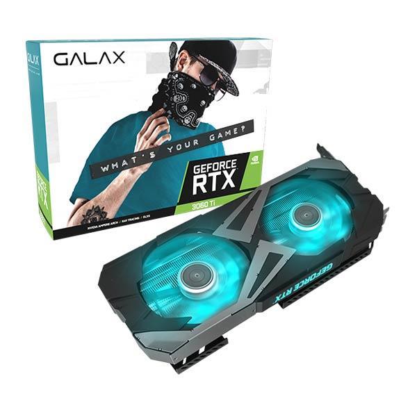 Galax RTX 3060 Ti EX 8GB