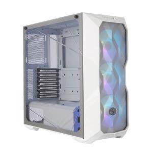 Cooler Master MasterBox TD500 Mesh (White)