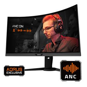 gigabyte aorus cv27f 27 inch curved rgb gaming monitor 12