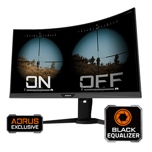 gigabyte aorus cv27f 27 inch curved rgb gaming monitor 13