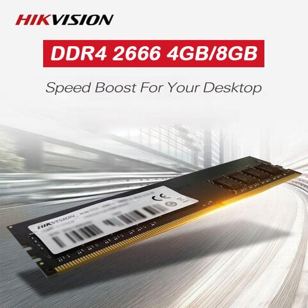 Hikvision DDR4 8GB 2666Mhz Desktop RAM