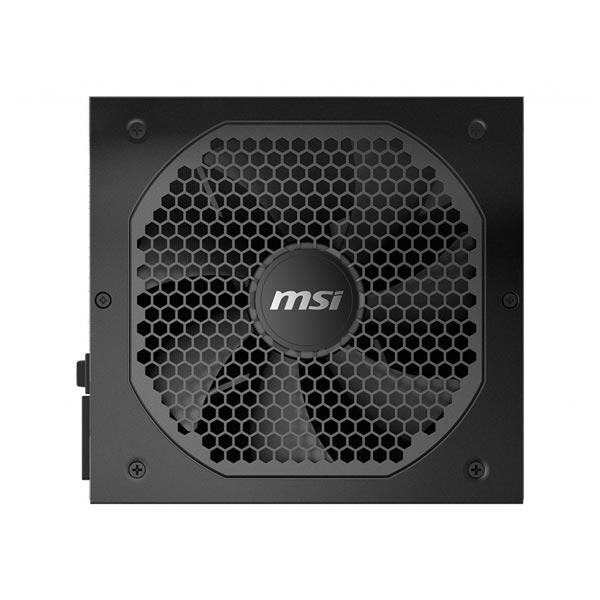 msi mpg a850 850w gf 80 plus gold modular smps 2