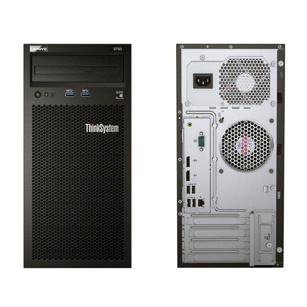 lenovo think system st50 tower server 3