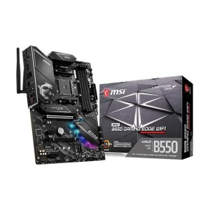 Msi MPG B550 Gaming Edge WIFI Motherboard
