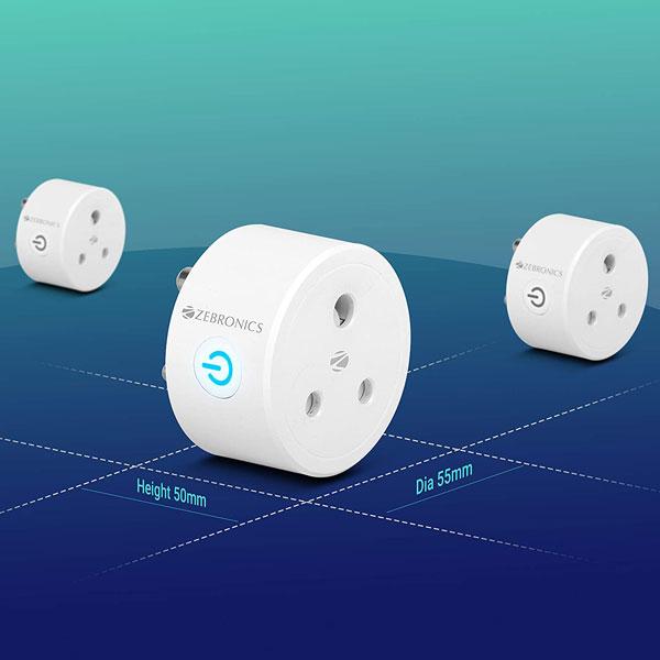 zebronics zeb sp 110 smart wi fi plug 2