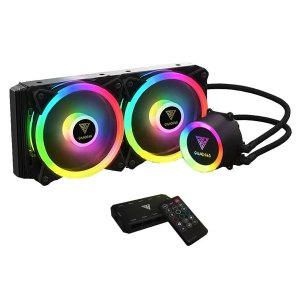 Gamdias Chione M2-240R ARGB 240mm AIO Liquid Cooler With Remote