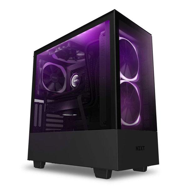 nzxt h510 elite matte black gaming cabinet 1