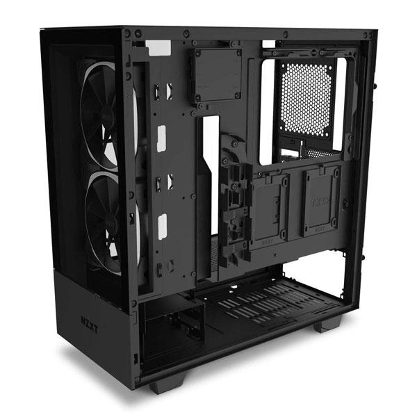 nzxt h510 elite matte black gaming cabinet 8