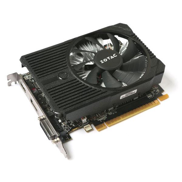 Zotac GTX 1050 TI Mini 4GB Graphics Card ZT-P10510A-10L