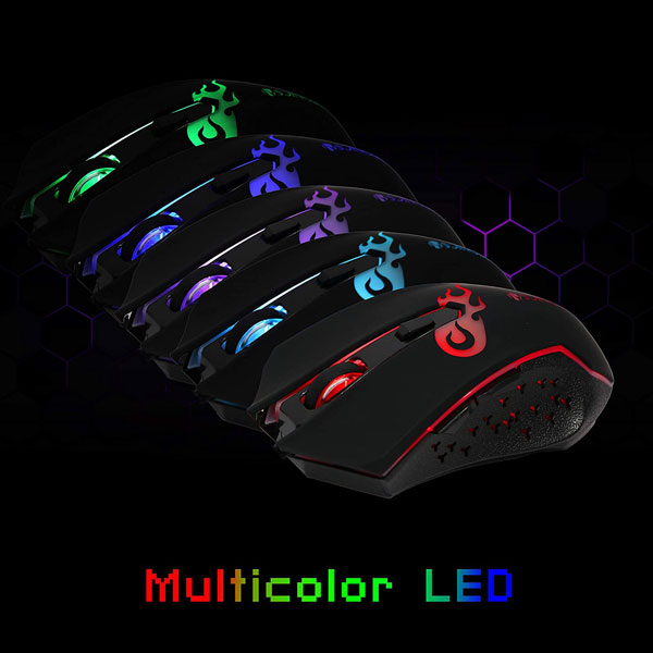zebronics zeb clash gaming mouse 6