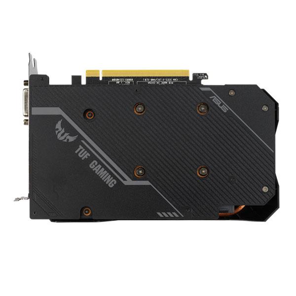 asus gtx 1660 super tuf gaming oc 6gb graphics card 5