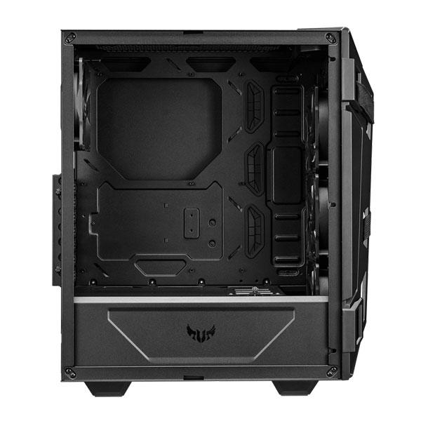 asus tuf gaming gt301 argb cabinet black 3