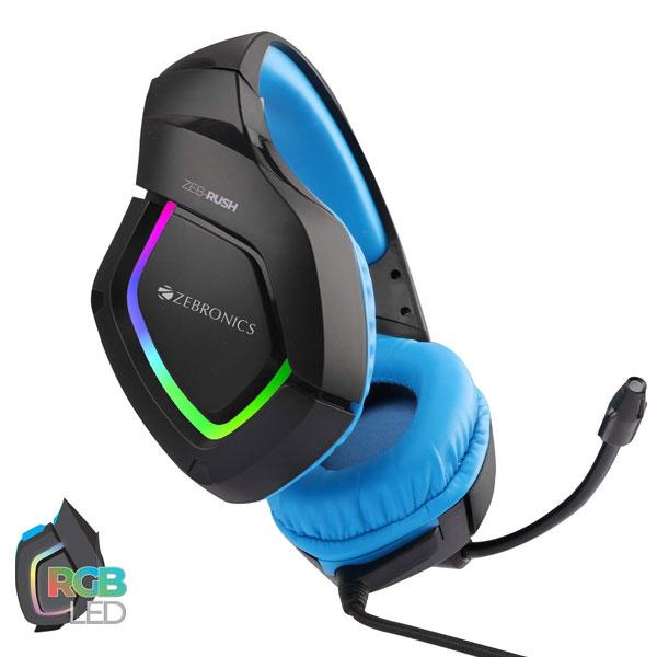 zebronics zeb rush premium gaming headphone 3