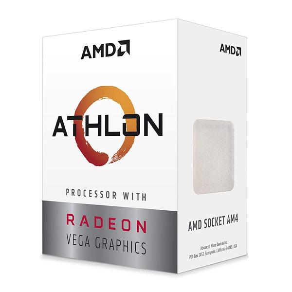 amd athlon 3000g with radeon vega 2